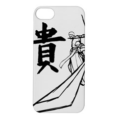 A Swordsman s Honor Apple Iphone 5s Hardshell Case