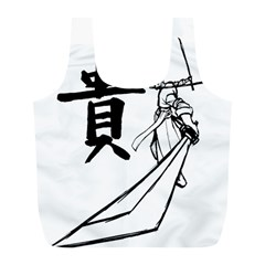 A Swordsman s Honor Reusable Bag (L)