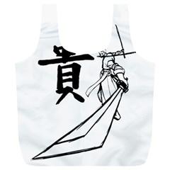 A Swordsman s Honor Reusable Bag (xl)