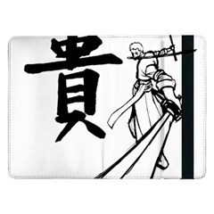 A Swordsman s Honor Samsung Galaxy Tab Pro 12.2  Flip Case