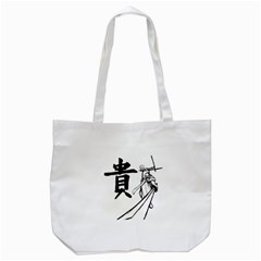 A Swordsman s Honor Tote Bag (White)
