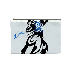 Alpha Dog Cosmetic Bag (medium)