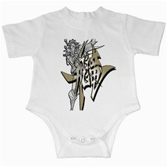 The Flying Dragon Infant Bodysuit