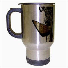 The Flying Dragon Travel Mug (Silver Gray)