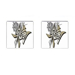 The Flying Dragon Cufflinks (square)