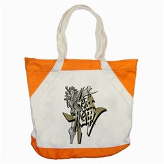 The Flying Dragon Accent Tote Bag