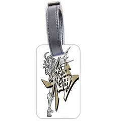 The Flying Dragon Luggage Tag (one Side)