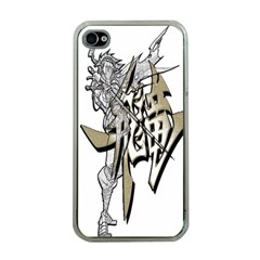 The Flying Dragon Apple Iphone 4 Case (clear)