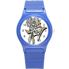 The Flying Dragon Plastic Sport Watch (small)