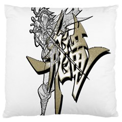 The Flying Dragon Large Cushion Case (two Sided)