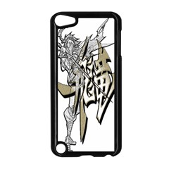 The Flying Dragon Apple Ipod Touch 5 Case (black)