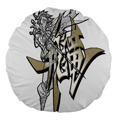The Flying Dragon 18  Premium Round Cushion