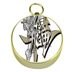 The Flying Dragon Gold Compass