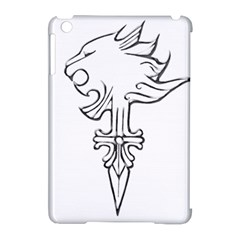 Maybe I m A Lion Apple Ipad Mini Hardshell Case (compatible With Smart Cover)
