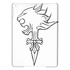 Maybe I m A Lion Apple Ipad Air Hardshell Case