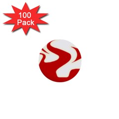 Fever Time 1  Mini Button (100 Pack)