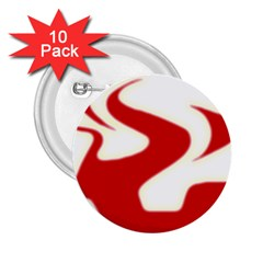 Fever Time 2 25  Button (10 Pack)