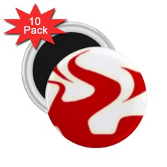 Fever Time 2 25  Button Magnet (10 Pack)
