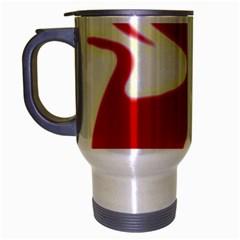 Fever Time Travel Mug (silver Gray)