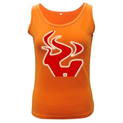 Fever Time Women s Tank Top (dark Colored)