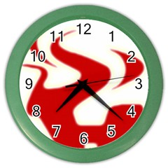 Fever Time Wall Clock (Color)