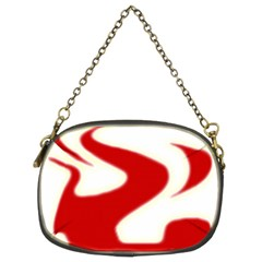 Fever Time Chain Purse (two Sided)