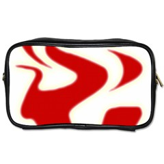 Fever Time Travel Toiletry Bag (two Sides)