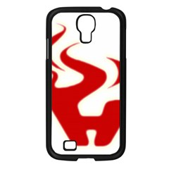 Fever Time Samsung Galaxy S4 I9500/ I9505 Case (black)