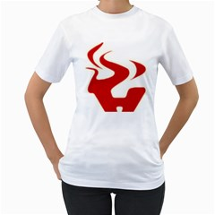 Fever Time Women s T-Shirt (White)