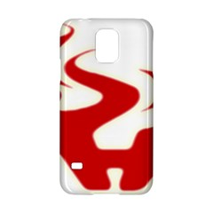 Fever Time Samsung Galaxy S5 Hardshell Case
