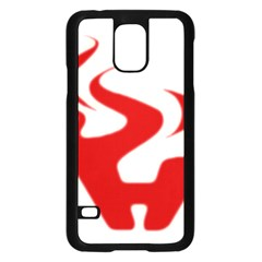 Fever Time Samsung Galaxy S5 Case (black)