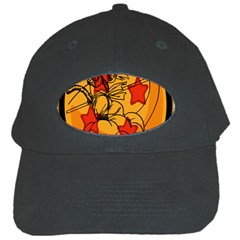 The Search Continues Black Baseball Cap