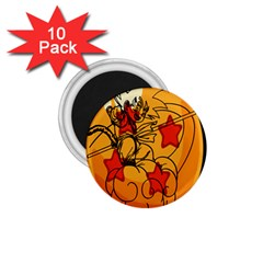 The Search Continues 1.75  Button Magnet (10 pack)