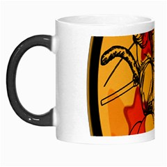 The Search Continues Morph Mug