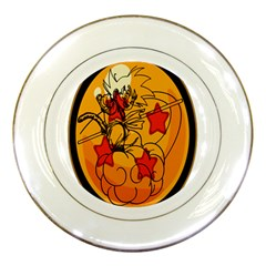 The Search Continues Porcelain Display Plate