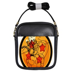 The Search Continues Girl s Sling Bag