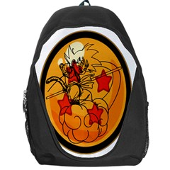 The Search Continues Backpack Bag