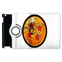 The Search Continues Apple iPad 3/4 Flip 360 Case