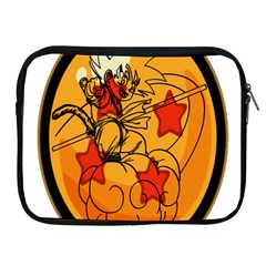 The Search Continues Apple iPad Zippered Sleeve