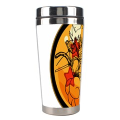 The Search Continues Stainless Steel Travel Tumbler