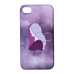 Profile Of Pain Apple Iphone 4/4s Hardshell Case With Stand