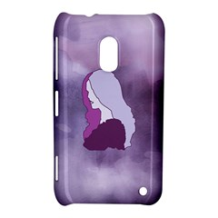 Profile Of Pain Nokia Lumia 620 Hardshell Case
