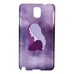 Profile Of Pain Samsung Galaxy Note 3 N9005 Hardshell Case