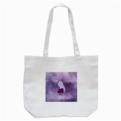 Profile Of Pain Tote Bag (white)