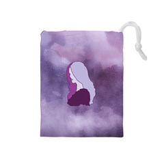 Profile Of Pain Drawstring Pouch (Medium)