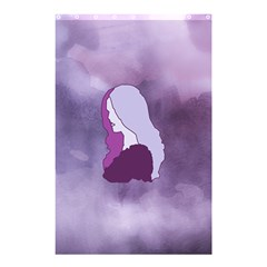 Profile Of Pain Shower Curtain 48  X 72  (small)
