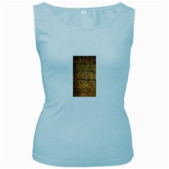 Ancient Egypt Mural 12aug 2014 Women s Tank Top (baby Blue)