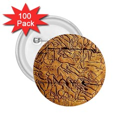 Ancient Egypt Mural 12aug 2014 2 25  Button (100 Pack)