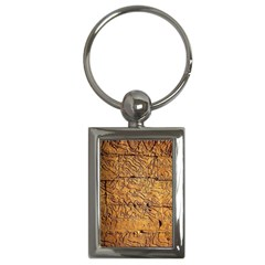 Ancient Egypt Mural 12aug 2014 Key Chain (rectangle)