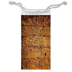 Ancient Egypt Mural 12aug 2014 Jewelry Bag